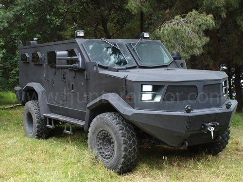 Hunter Armor Tactical Vehicle